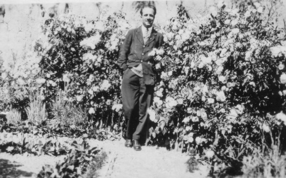 AG Clarke (garden)