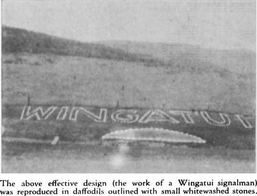 Wingatui June 1928